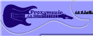 Logo ProxiMusic