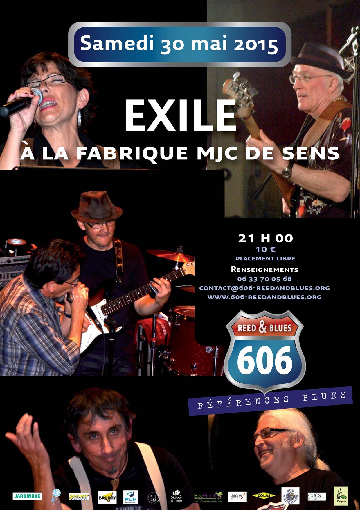 Affiche A4 EXILE_Mise en page 1