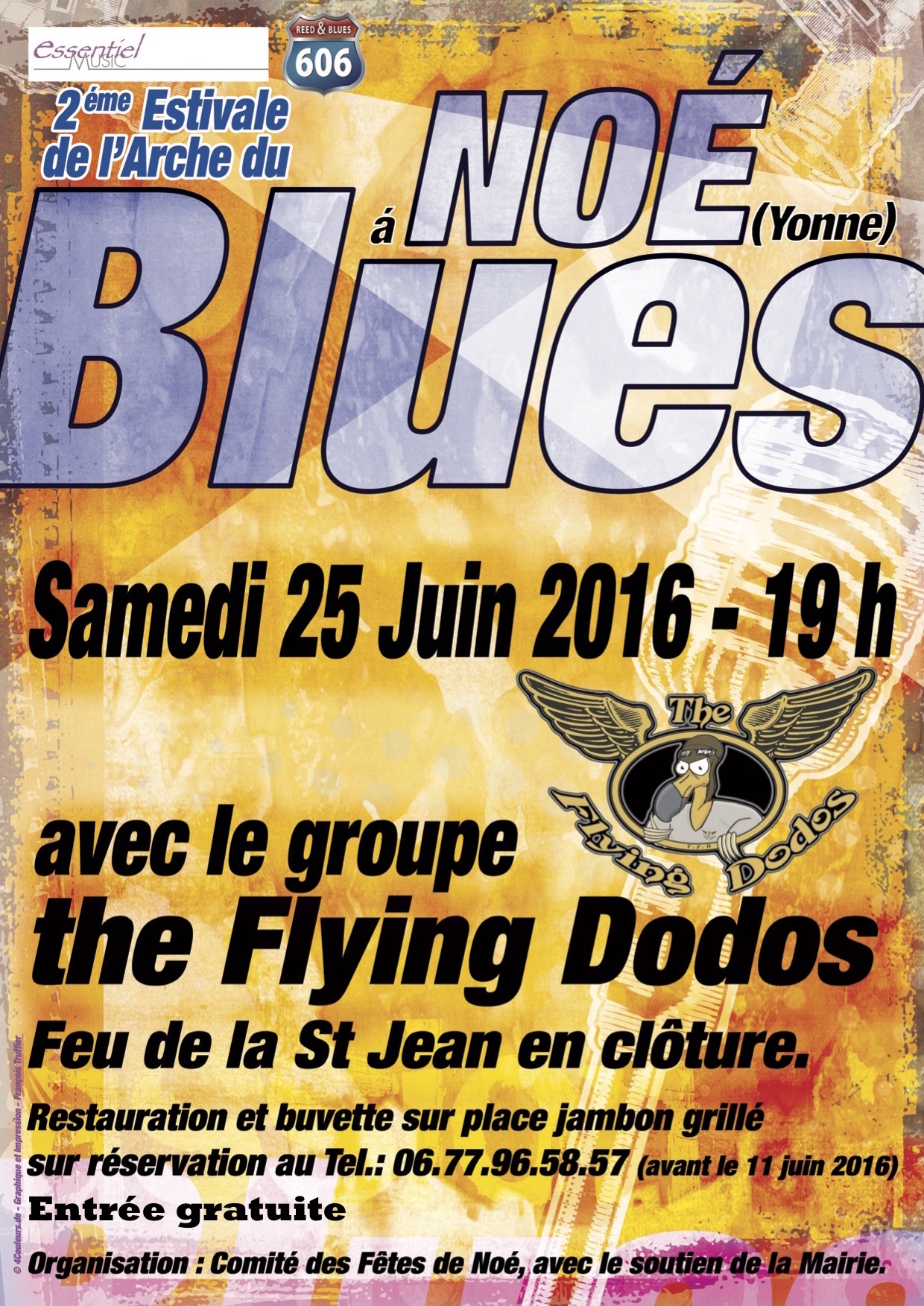 Arche du Blues_A4